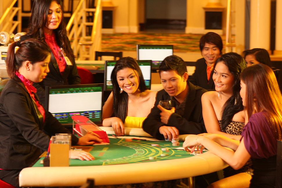 Baccarat Big Deal Casino Academy