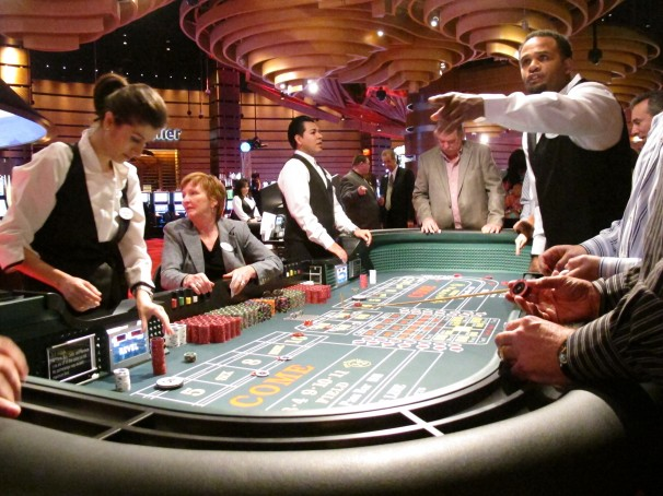 How to win craps tournament